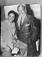 With Count Basie