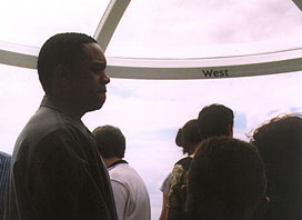 Tashan On The London Eye