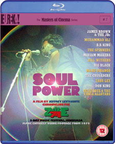 Soul Power Blu-Ray