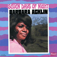 Barbara Acklin I Did It - I´m Living With A Memory