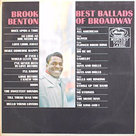Best Ballads Of Broadway