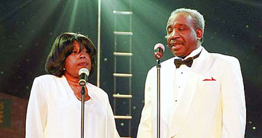 Betty Everett and Jerry Butler