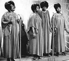 Cool The Caravans Left To Right Shirley Caesar Cassietta George James