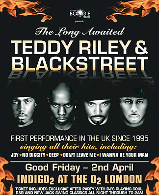 Teddy Riley & Blackstreet