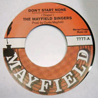 The Mayfield Singers