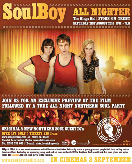 SoulBoy Movie