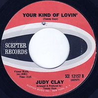 Judy Clay You Busted My Mind
