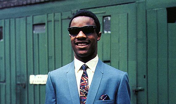 Stevie Wonder Page