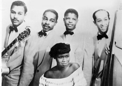 Esther and Johnny Otis Orch