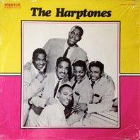 Harptones, The - The Masquerade Is Over / The Shrine Of St. Cecilia