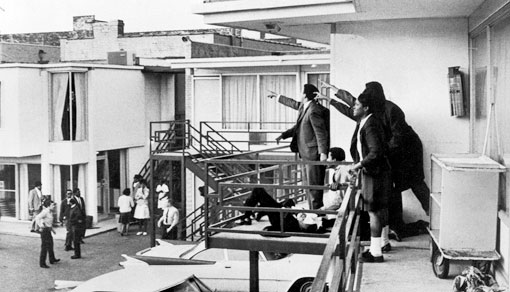 Martin Luther Kings Assassination