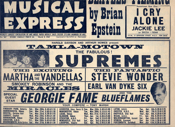 NME 1965