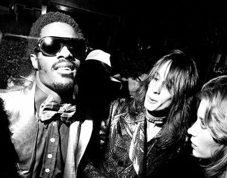 Stevie Wonder & Todd Rundgren