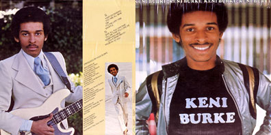 Keni Burke First Album